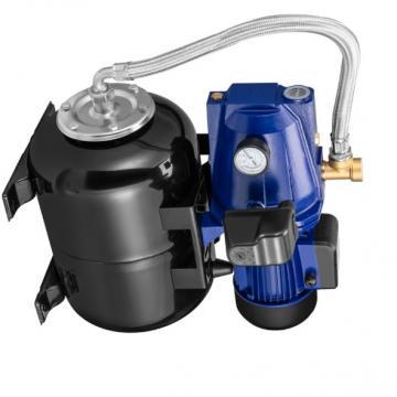 Nachi PZS-5A-100N4-10 Load Sensitive Variable Piston Pump