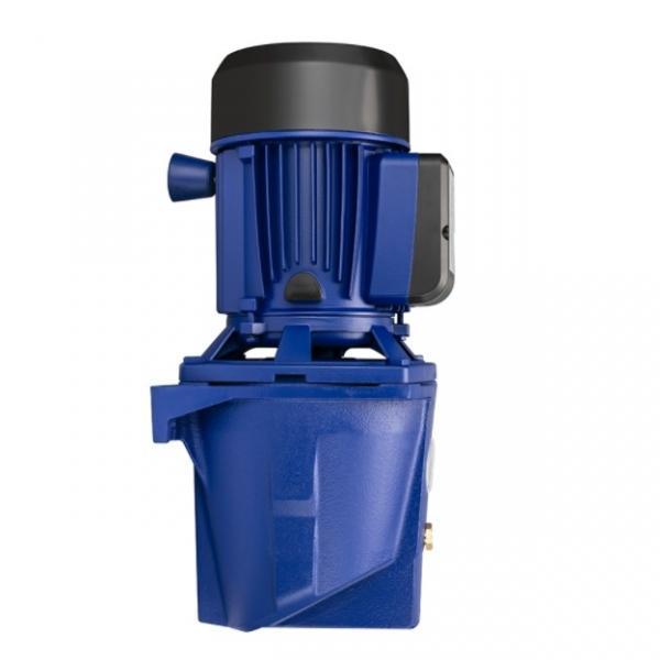 Nachi PZ-4B-6.5-100-E3A-10 Load Sensitive Variable Piston Pump #1 image