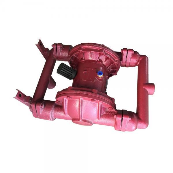 NACHI PZ-6B-125-220E3A-20 PZS Series Load Sensitive Variable Piston Pump #1 image